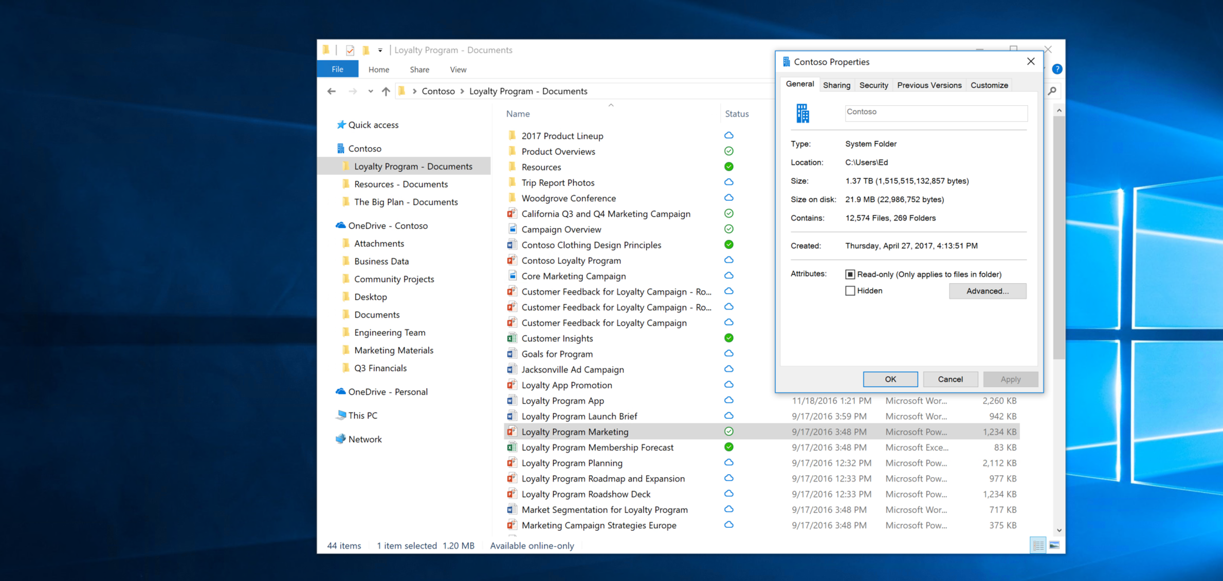 how to open onedrive from windows