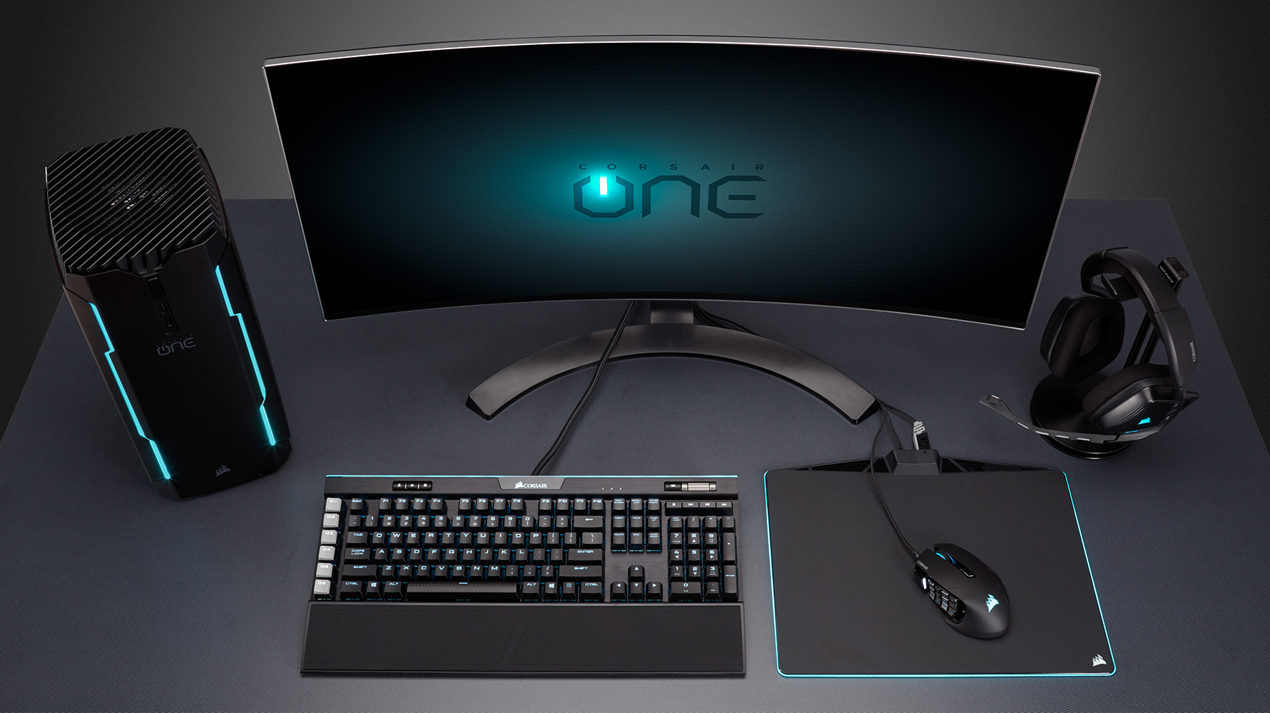 Corsair one review a console like pc in the age of pc like consoles the verge - Console meaning in computer ...