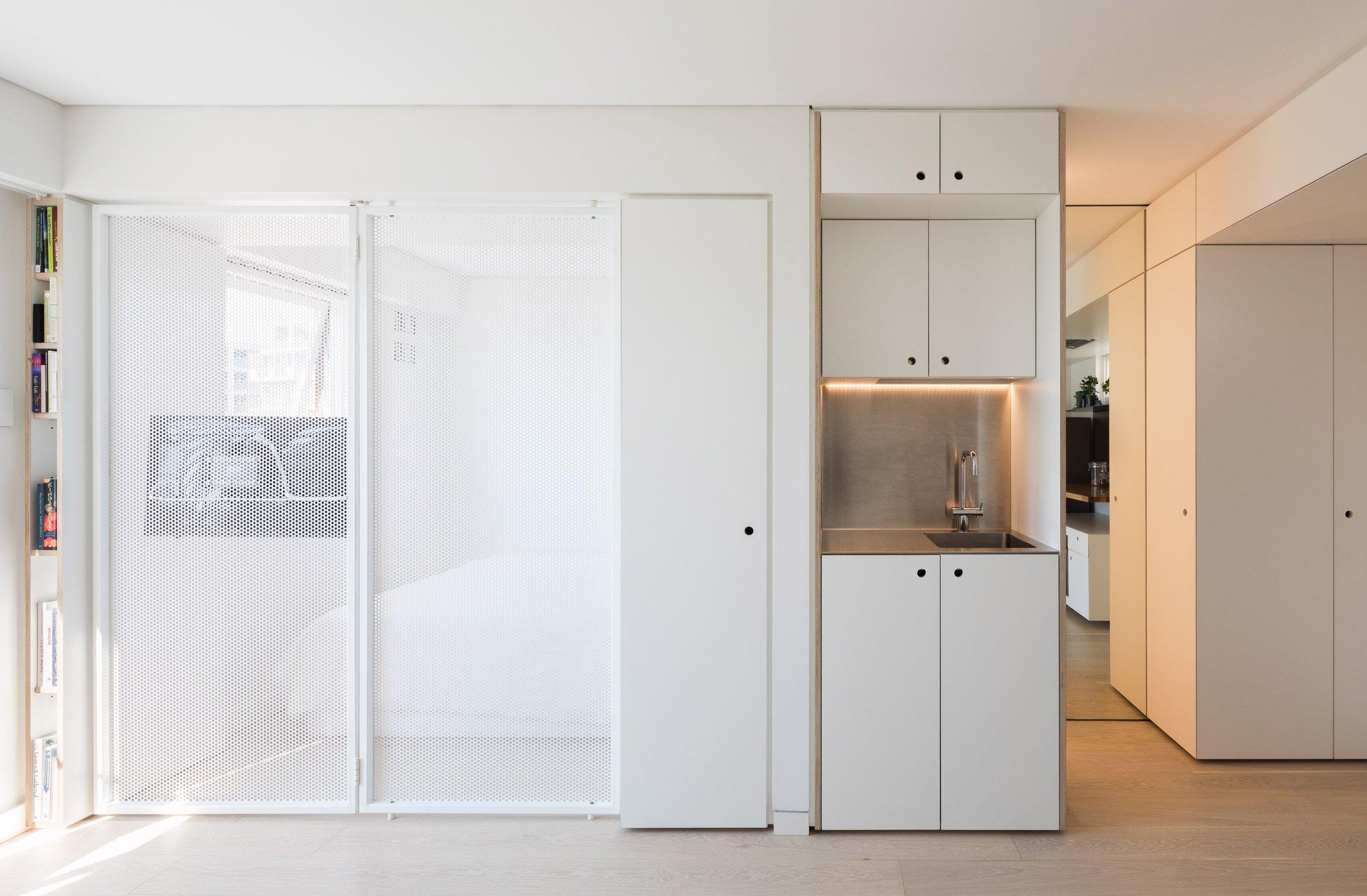 Japanese Micro Apartment Dining Room Set