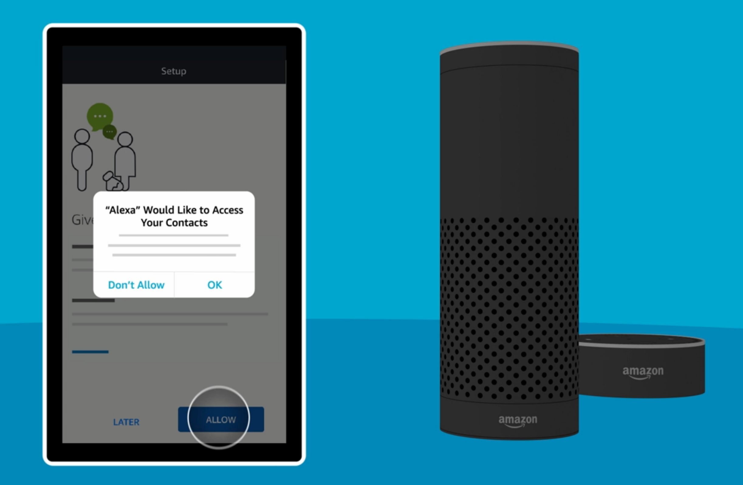 "At Best, This Will Likely Result In Alexa Displaying €�contacts"" You Have No  Real Interest In Calling But At Worst, And As Oras Notes, It Might Show  The"