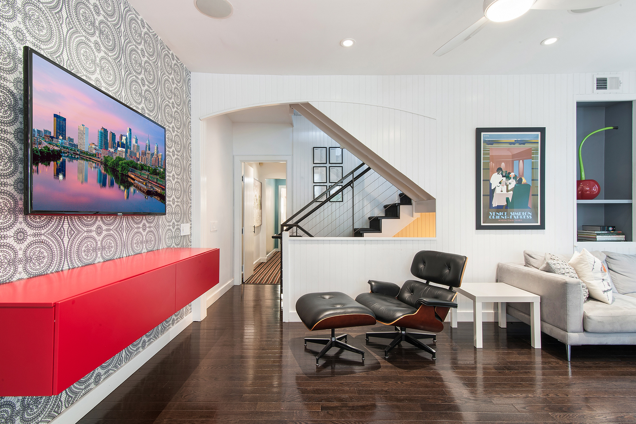 Transformed Fitler Square Carriage House Asks M Curbed Philly - Carriage house interiors