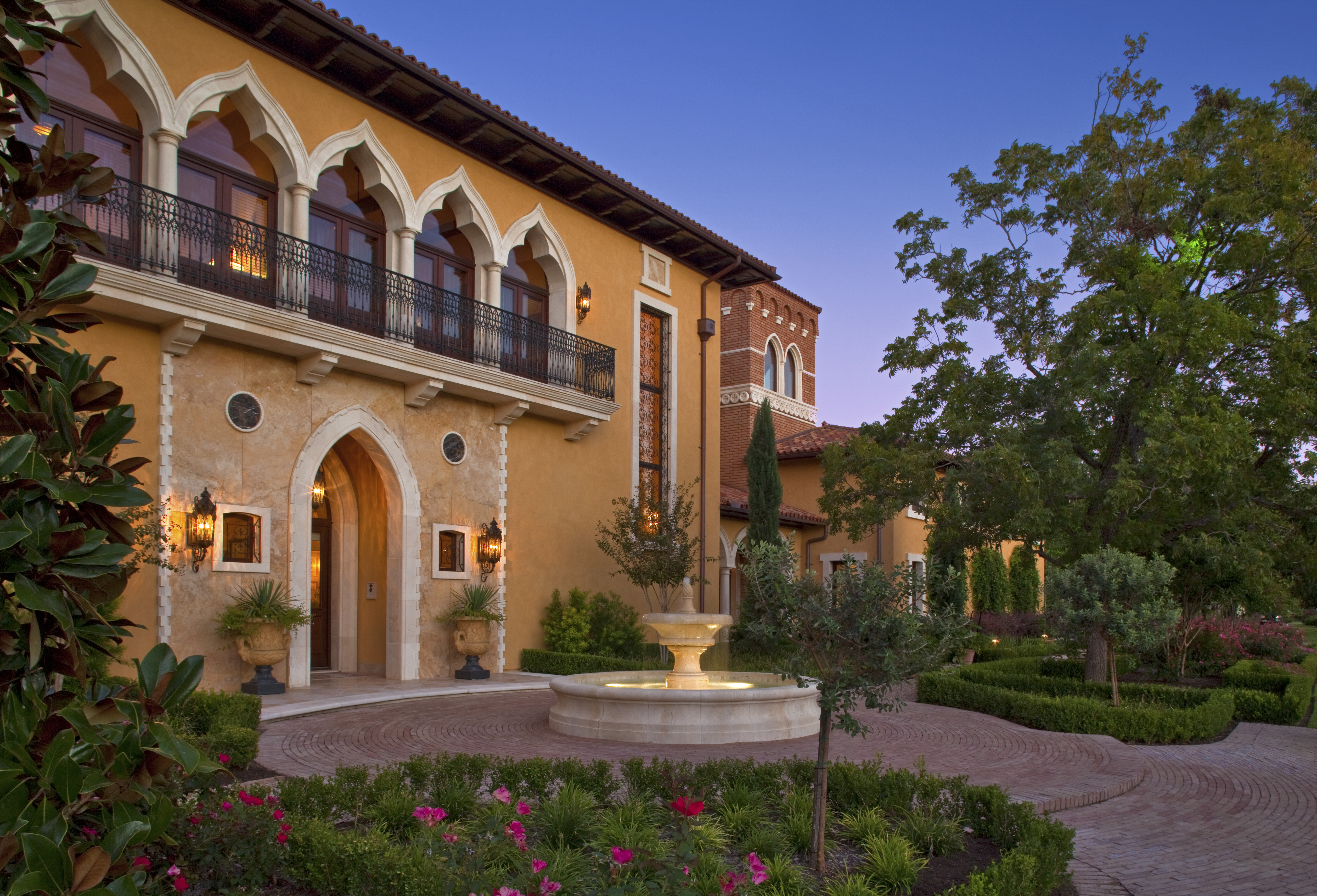 Venetian Style Homes lake austin villa estate asks $9m - curbed austin