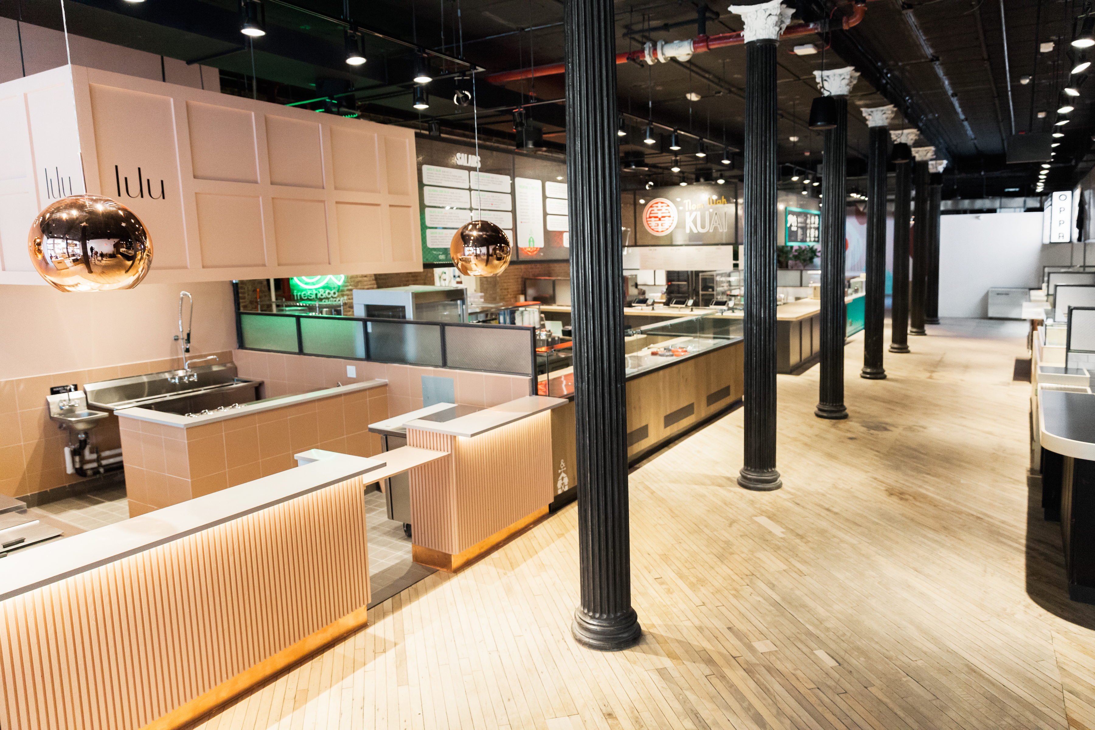 Canal Street Food Hall Slides Into Chinatown Monday With
