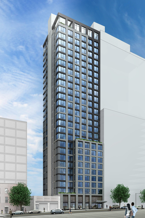 In Rental Packed Long Island City Affordable Apartments From