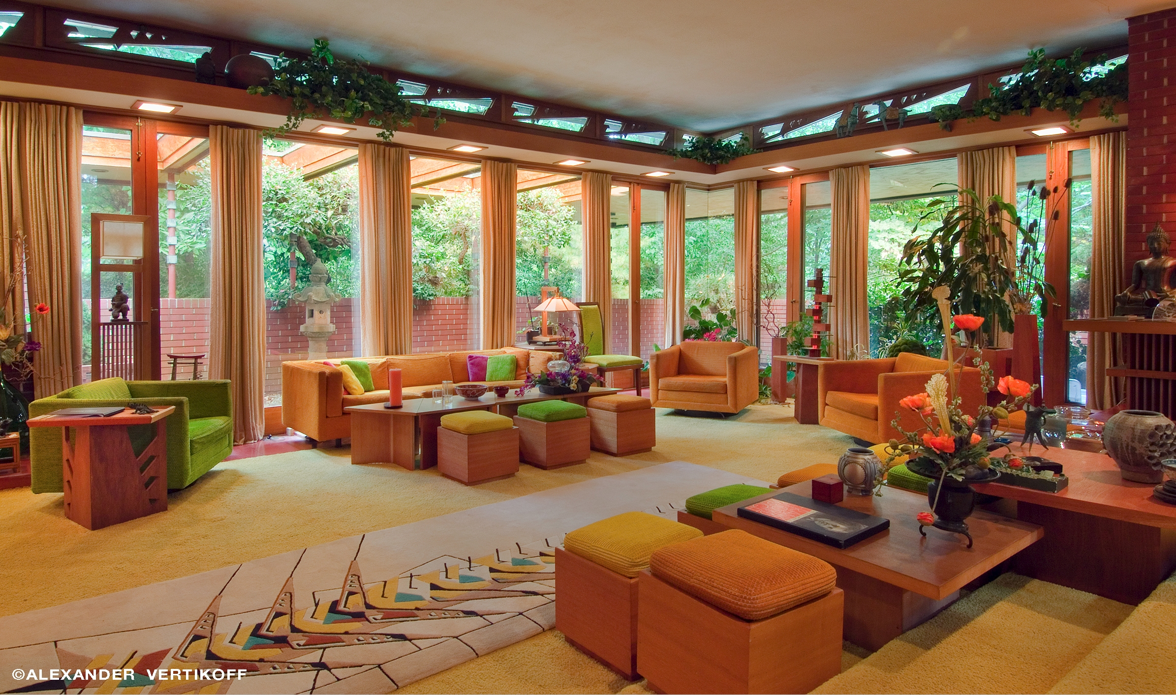 Frank Lloyd Wright S Samara A Late Career Gem In Indiana