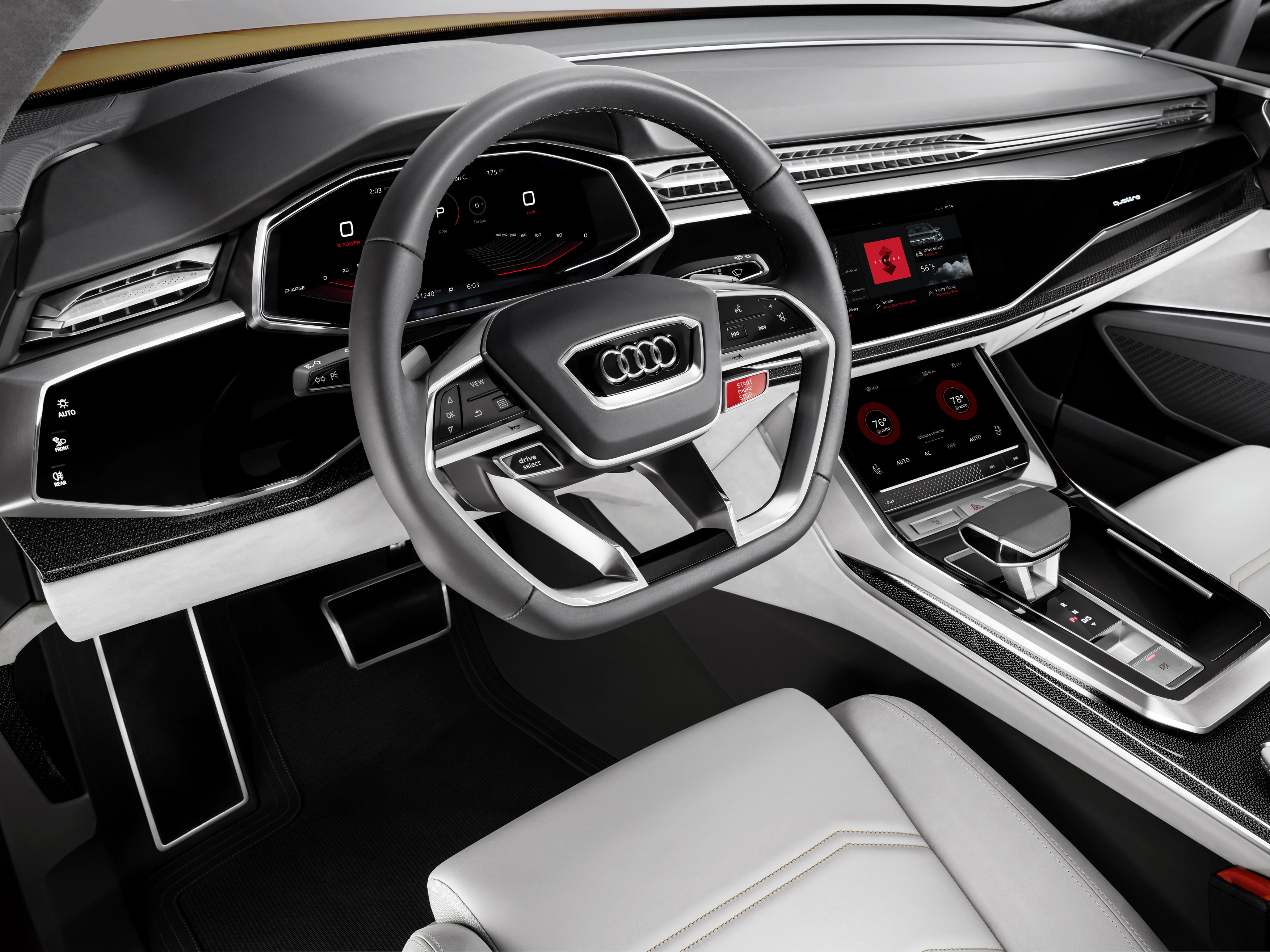 Audi And Volvo Will Use Android As The Operating System In