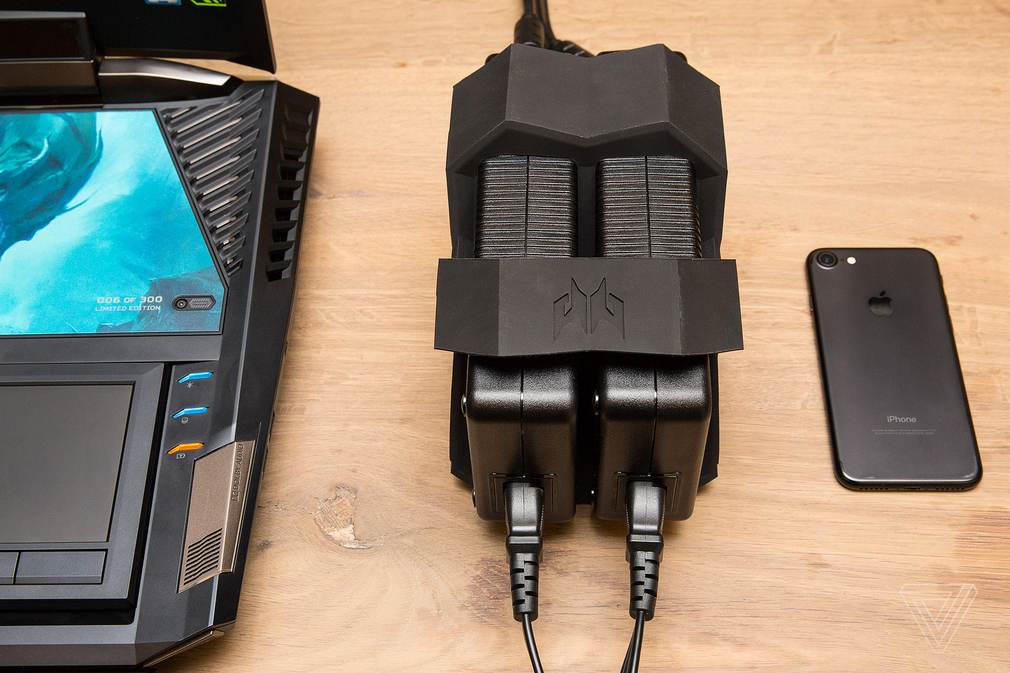 Acer Predator 21 X Review Overpowered Overkill The Verge