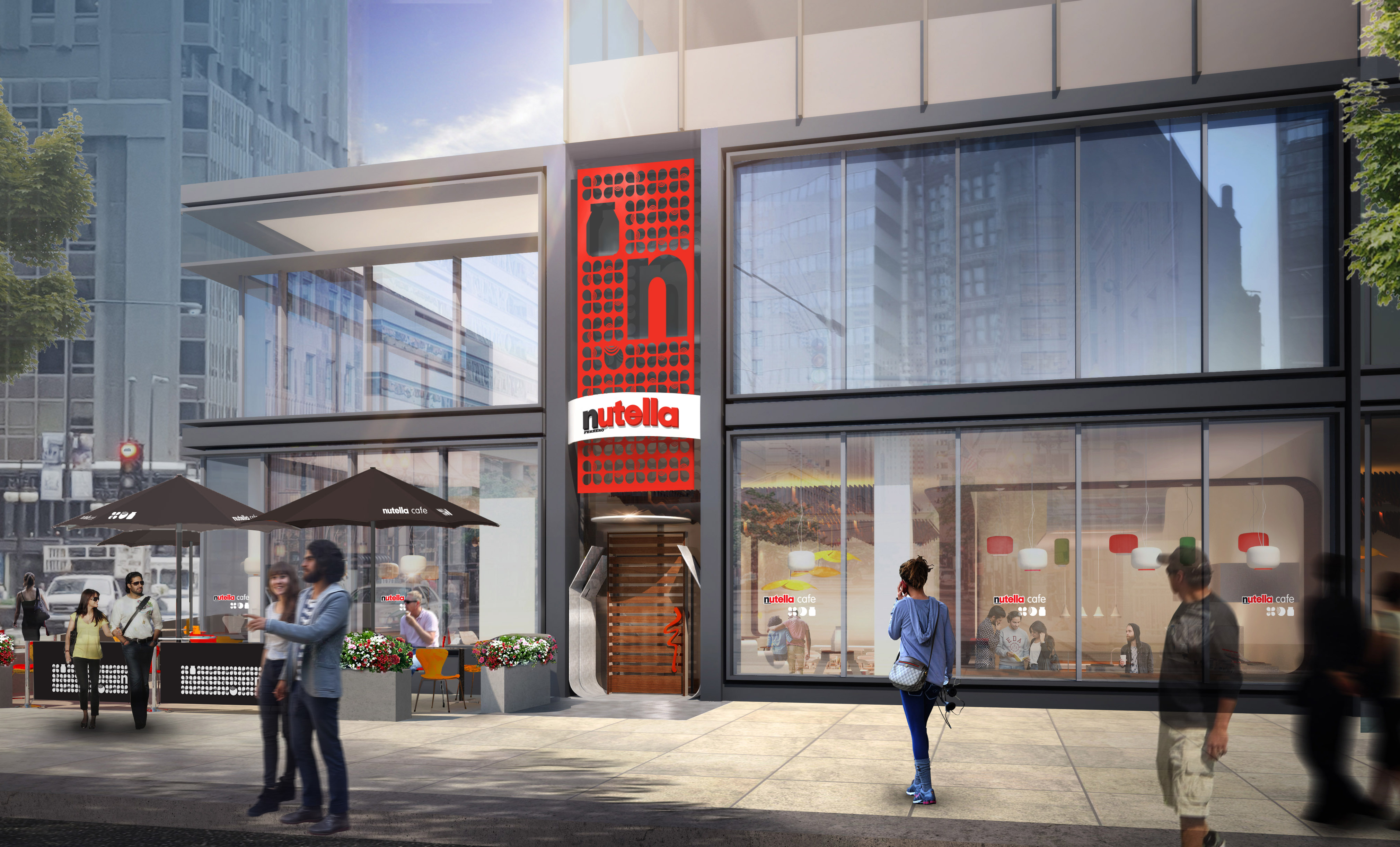 Nutellas First Official US Cafe Lands In Chicago This Month Eater - Us zip code chicago