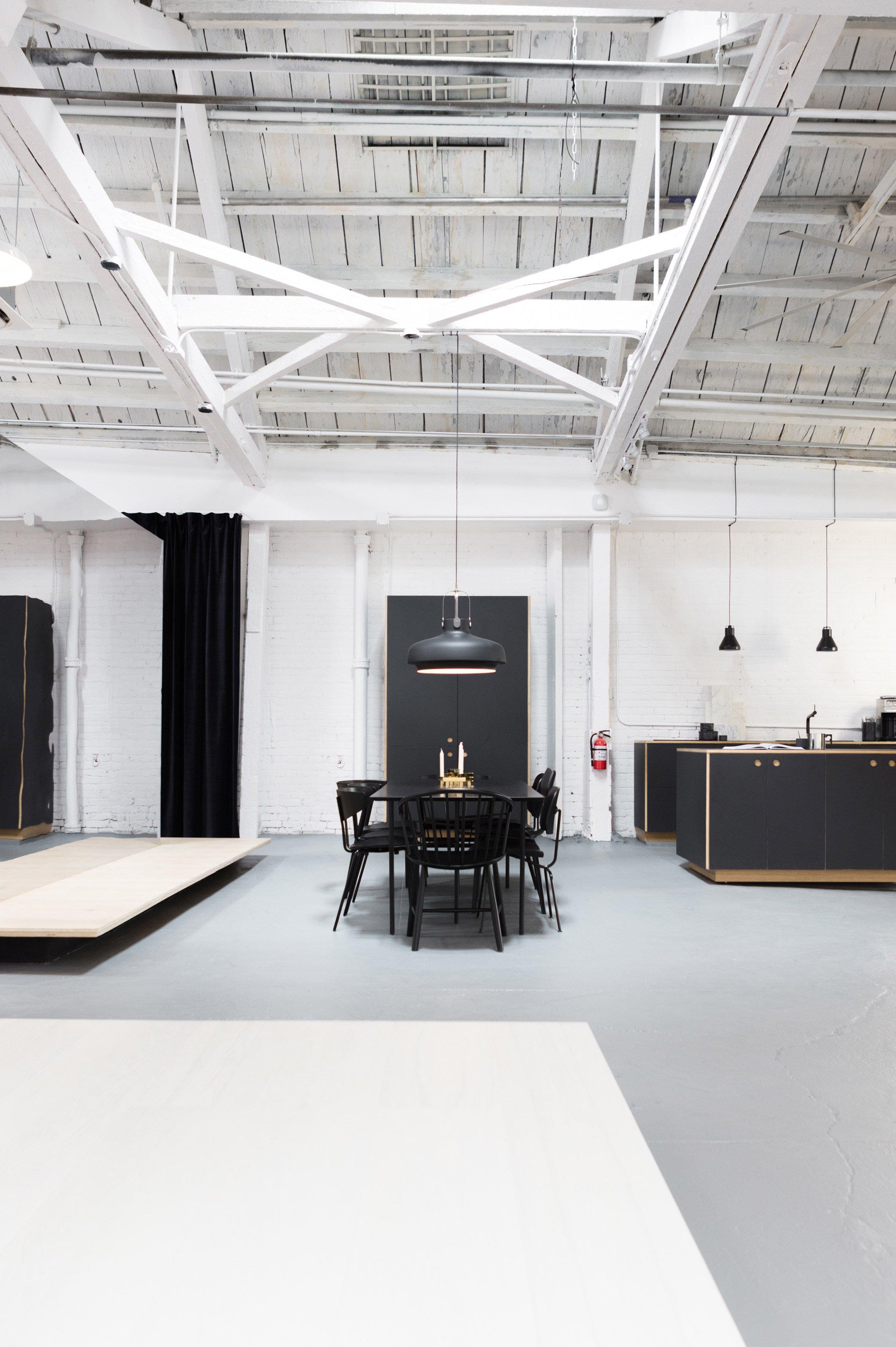 Kitchen Showrooms Ikea ikea kitchen hacks are stars of new brooklyn design showroom - curbed