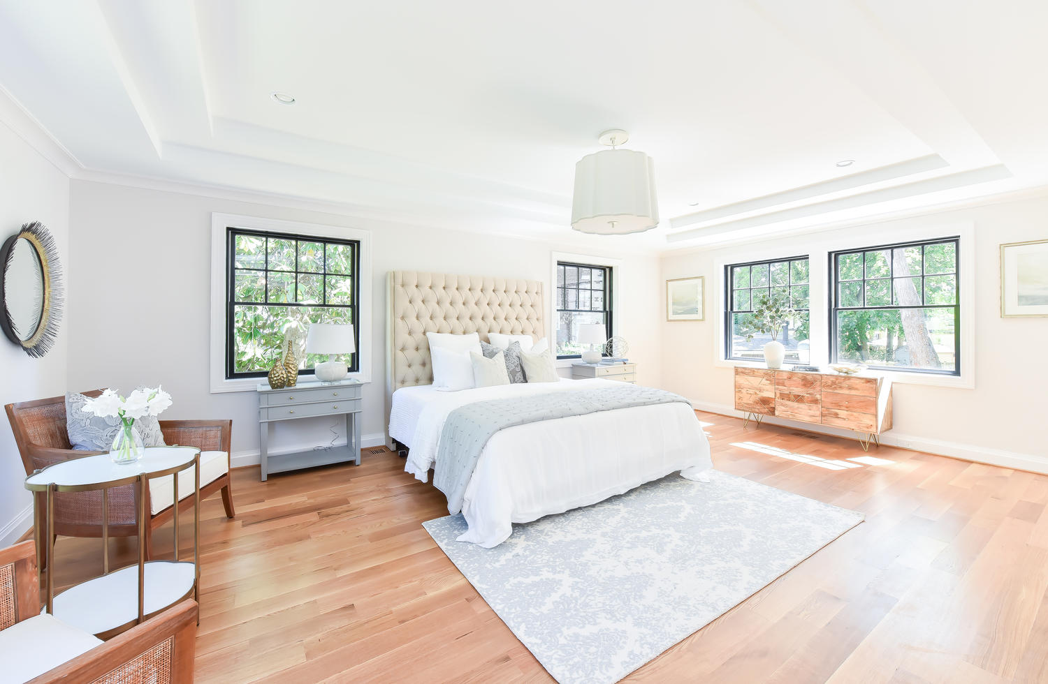 Renovated expanded m forest hills home offers
