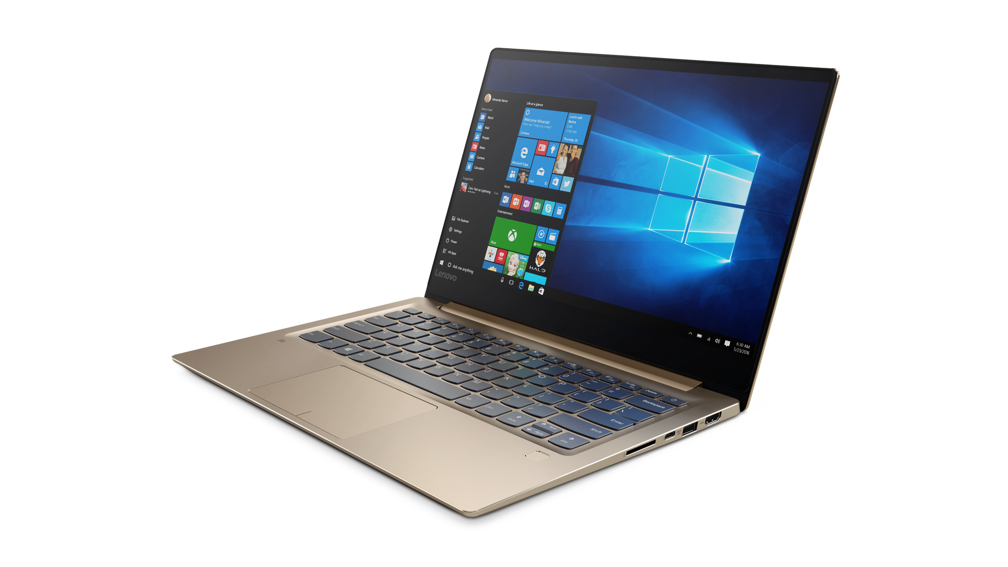 Lenovo's new laptops are for gamers and trendy college ...