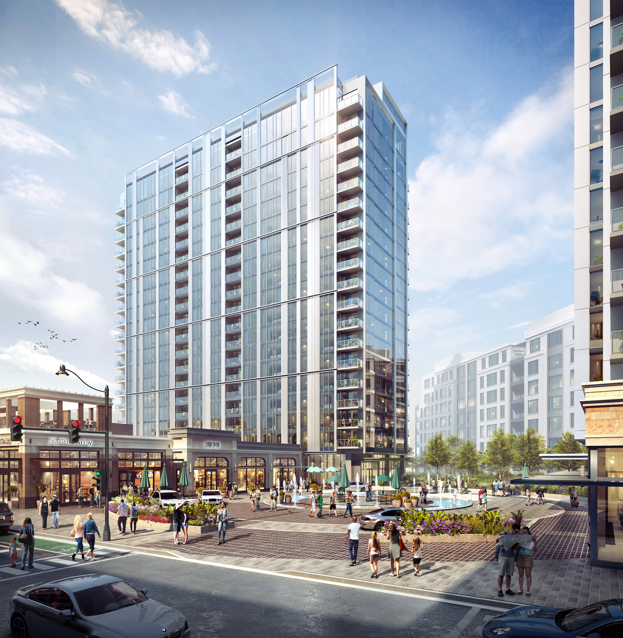Cheap Apartments In Chicago: Updated Look For Lincoln Common Project Revealed In New