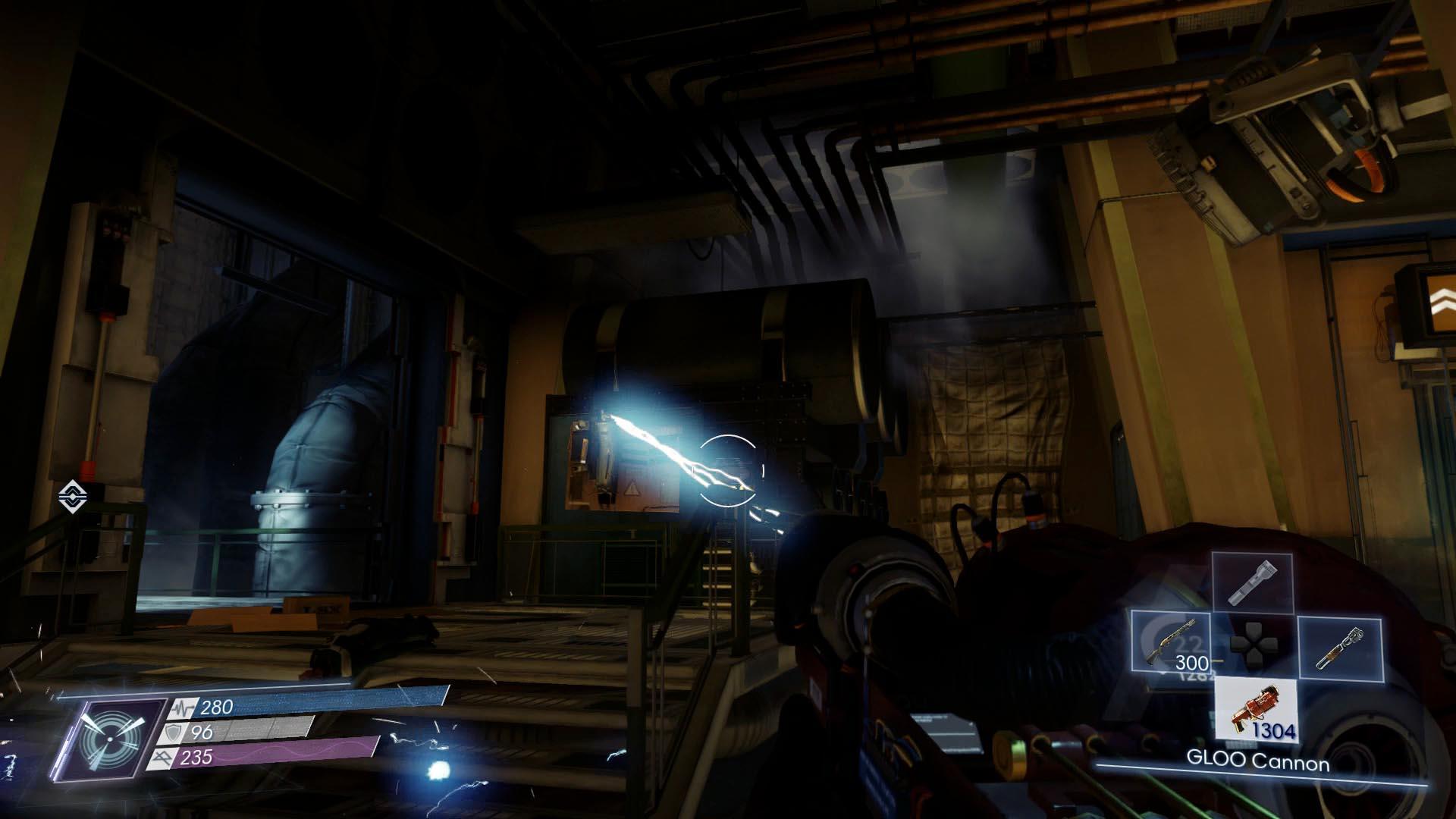 Prey Escape Reactor Room