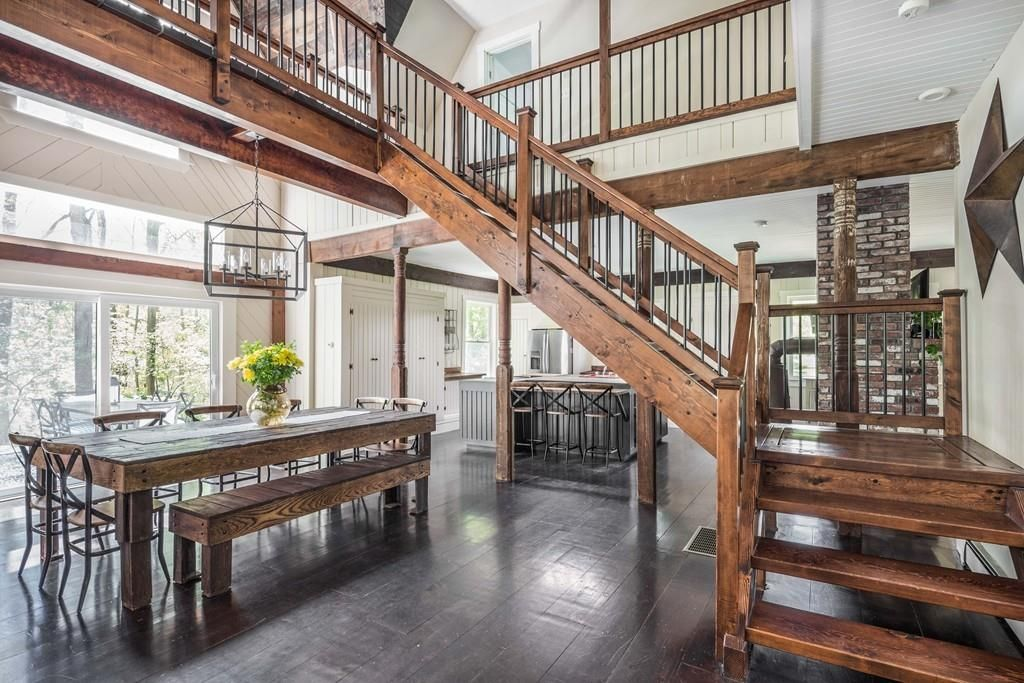 Renovated carriage house offers modern farmhouse style for $1.2M