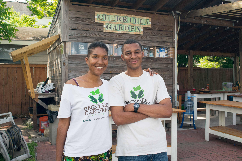 lower 9th ward organization fights blight through gardening