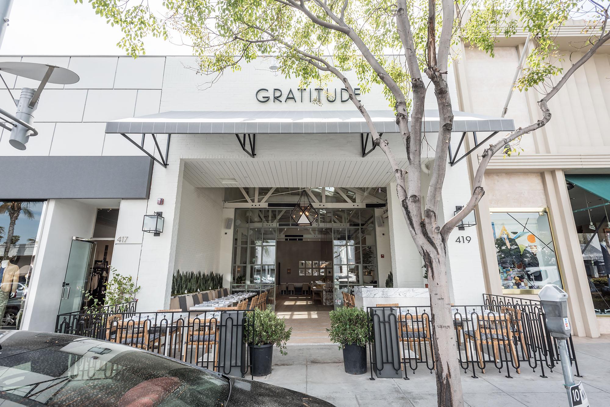 Cafe Gratitude Menu Beverly Hills