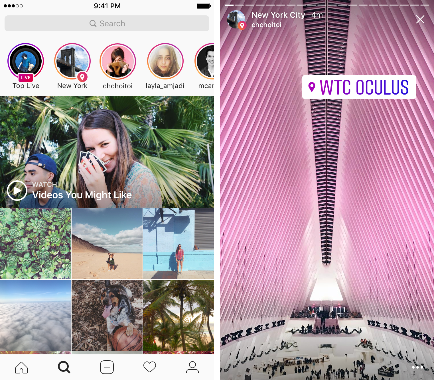 Instagram's Twist On The Search Is To Enable It For Hashtags As Well As  Locations Search #ootd To Browse Other Peoples Outfits Of The Day, For  Example,