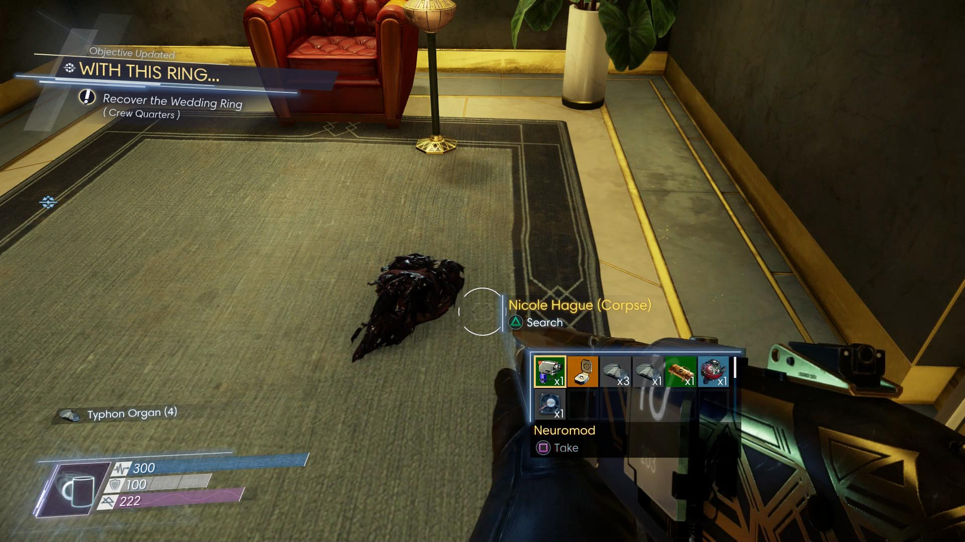 Prey guide With This Ring … optional objective walkthrough