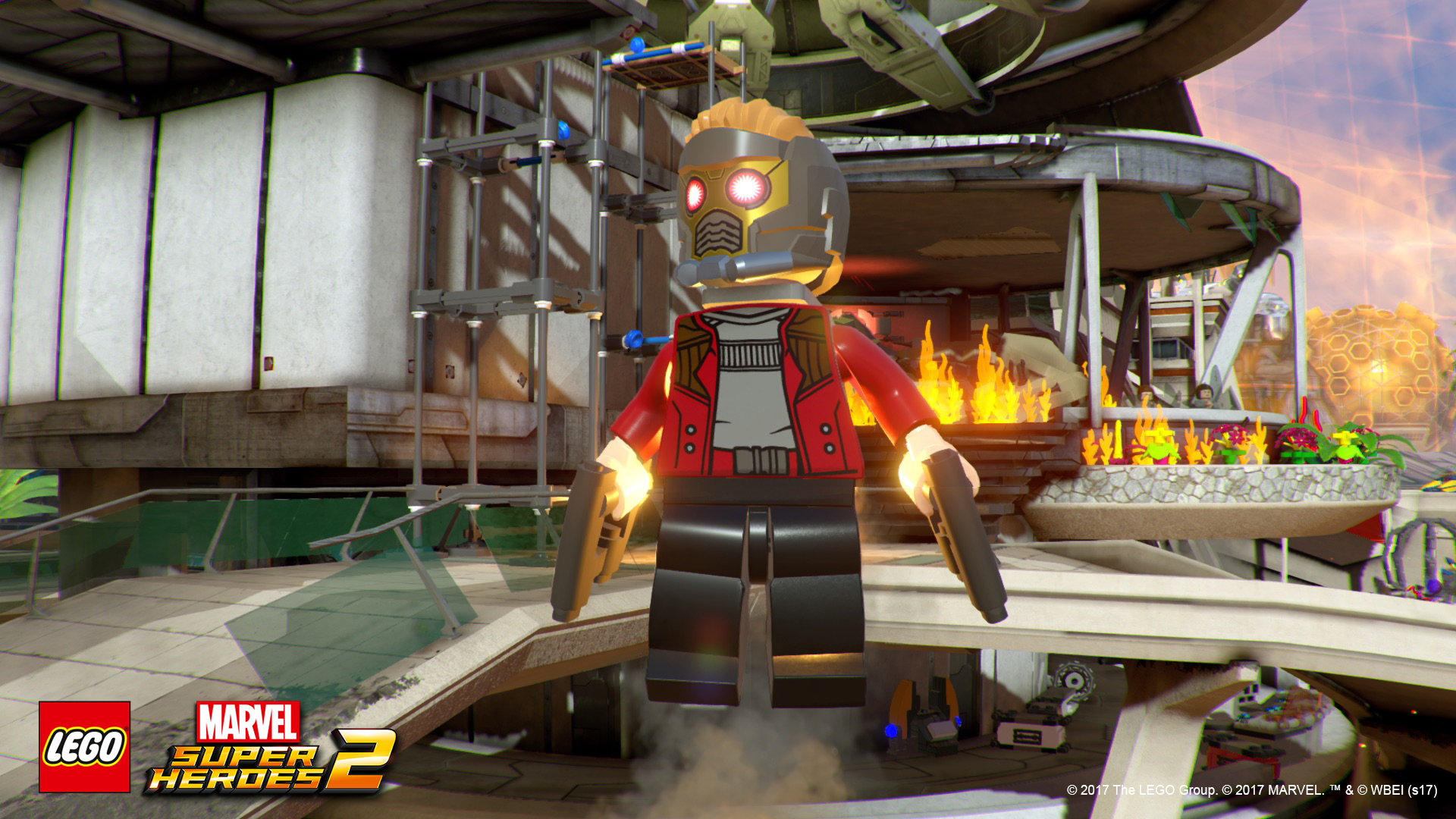 Lego marvel super heroes 2 ushers in the guardians ability to warner bros interactive entertainment voltagebd Image collections