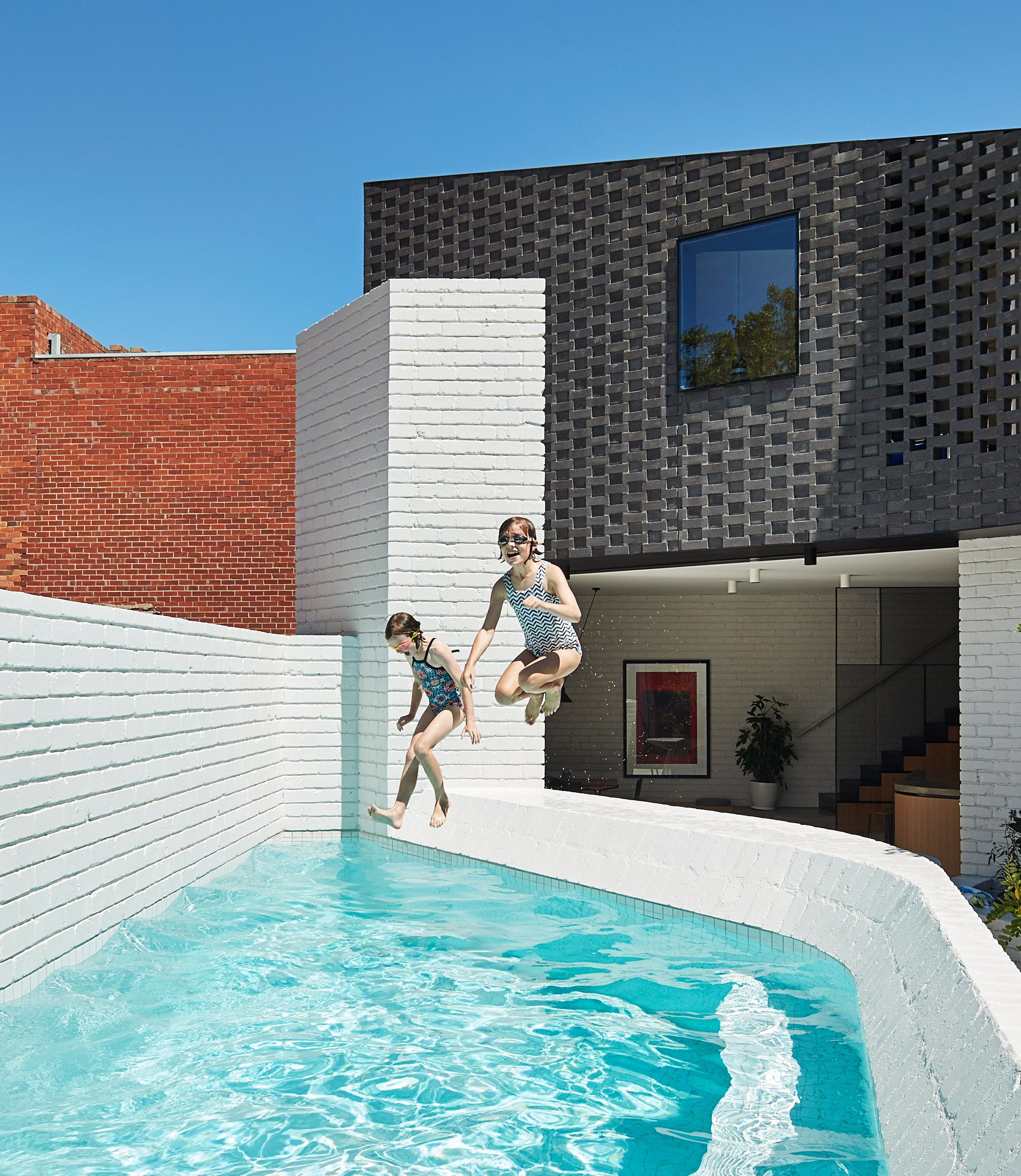 Victorian Cottage Gets Brick Extension With Surprising Details Curbed