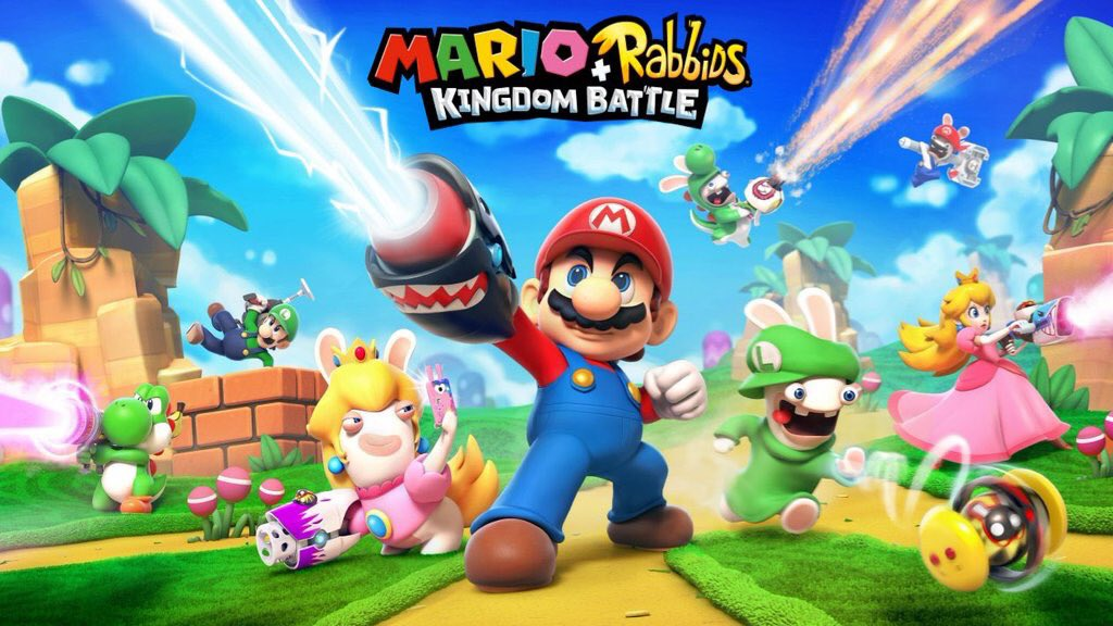 The Leaked Mario Rabbids Art Gets Better Every Time You