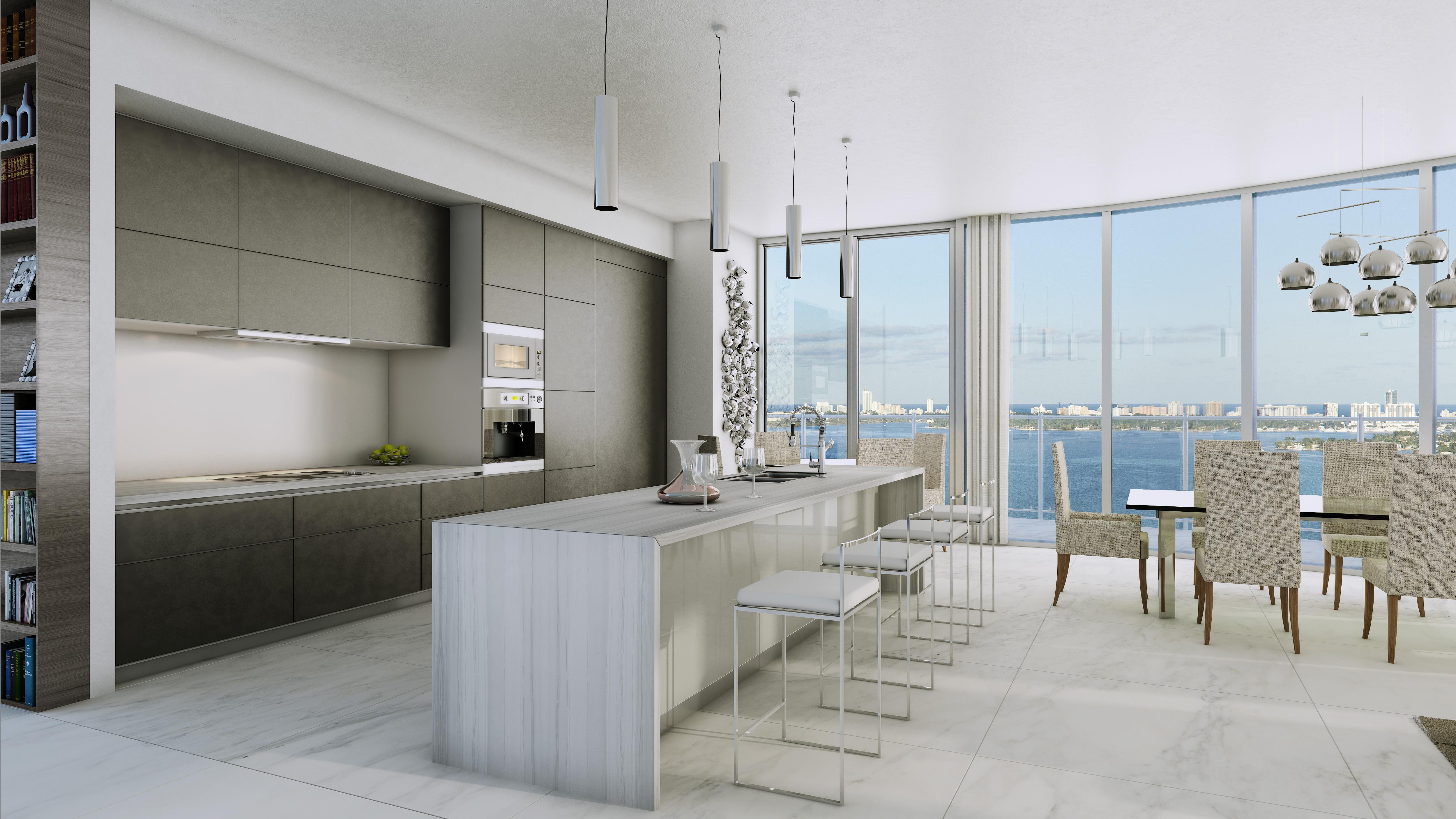Giancarlo Stanton Buys Miami Penthouse With Glorious