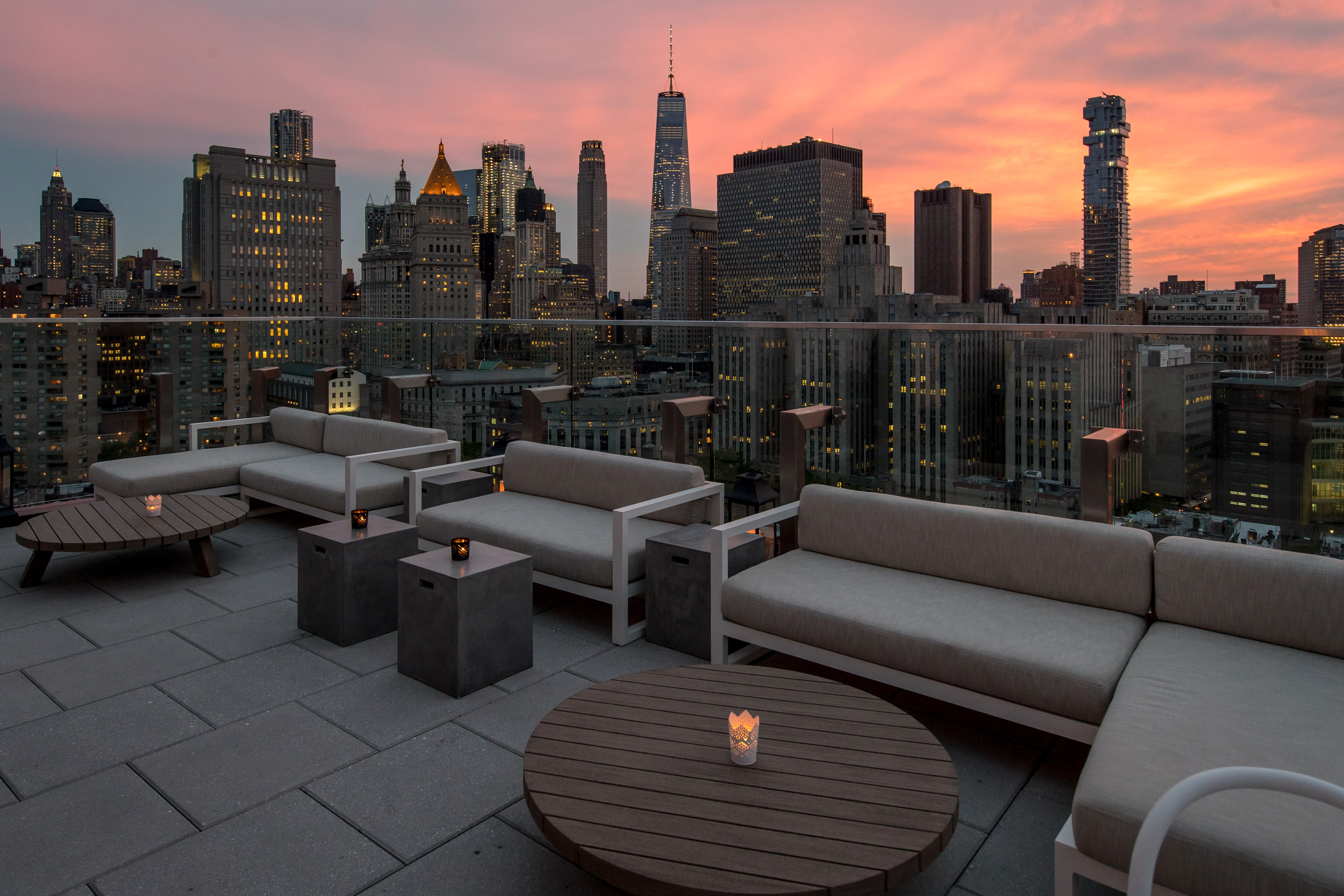 Restaurant Furniture Bowery Nyc : Dale talde s new chinatown rooftop bar has an incredible