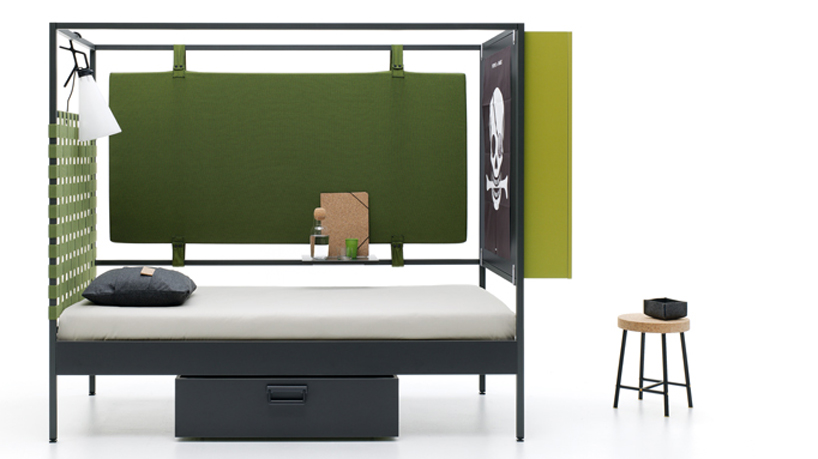interesting as seen in the promo images below nook can be customized by fabric color thereus. Black Bedroom Furniture Sets. Home Design Ideas