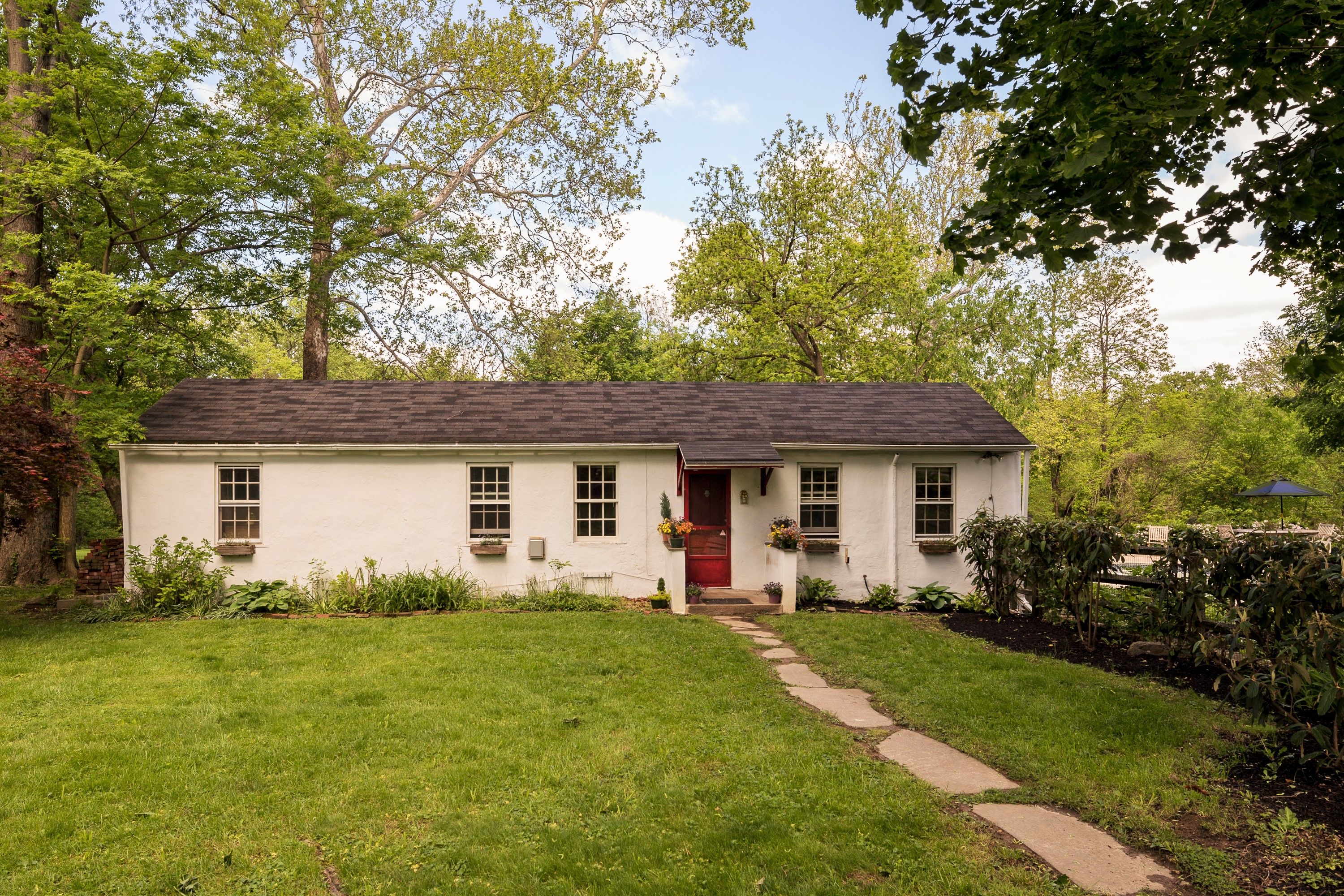 converted barn on wissahickon creek asks 1 29m curbed philly
