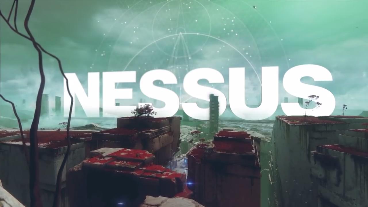 Resultado de imagem para destiny 2 nessus
