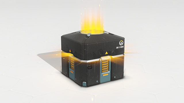 Image result for overwatch loot boxes
