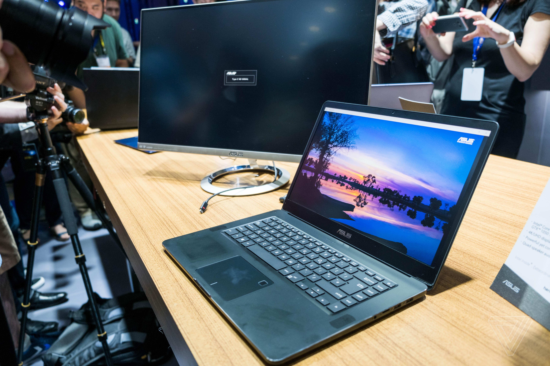 Asus Announced Asus ZenBook Pro (UX550) at Computex