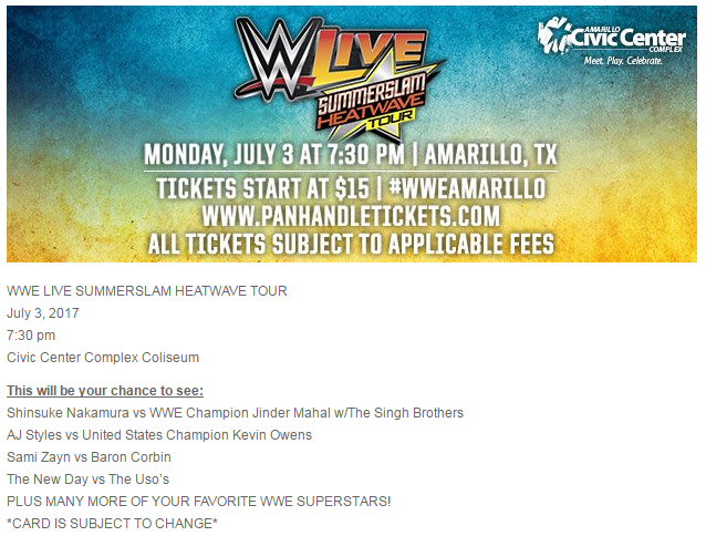 Click Here to Join 411's LIVE WWE Smackdown Coverage