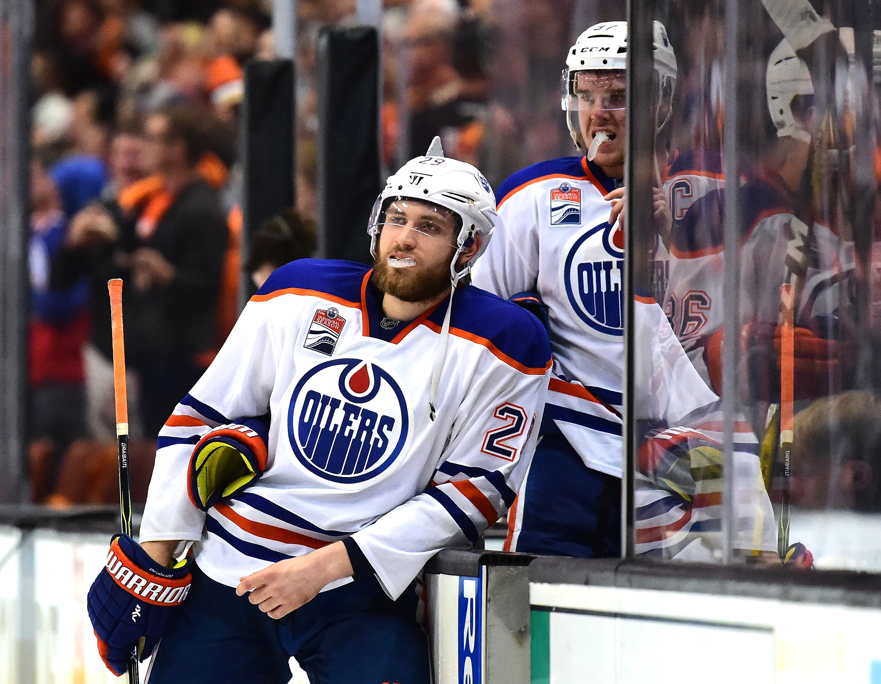 Edmonton oilers trade options