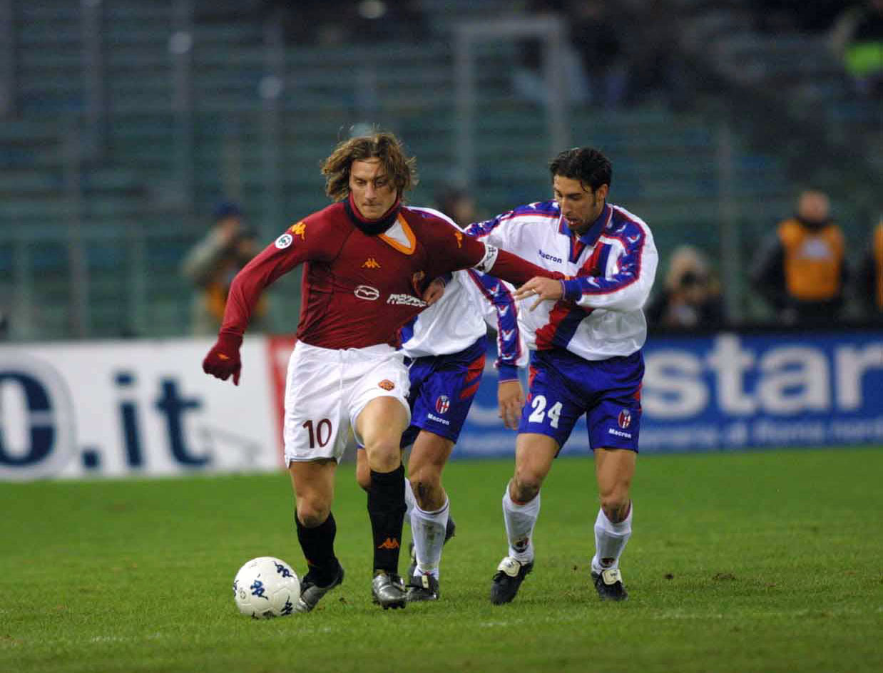 Francesco Totti was Roma s greatest son SBNation