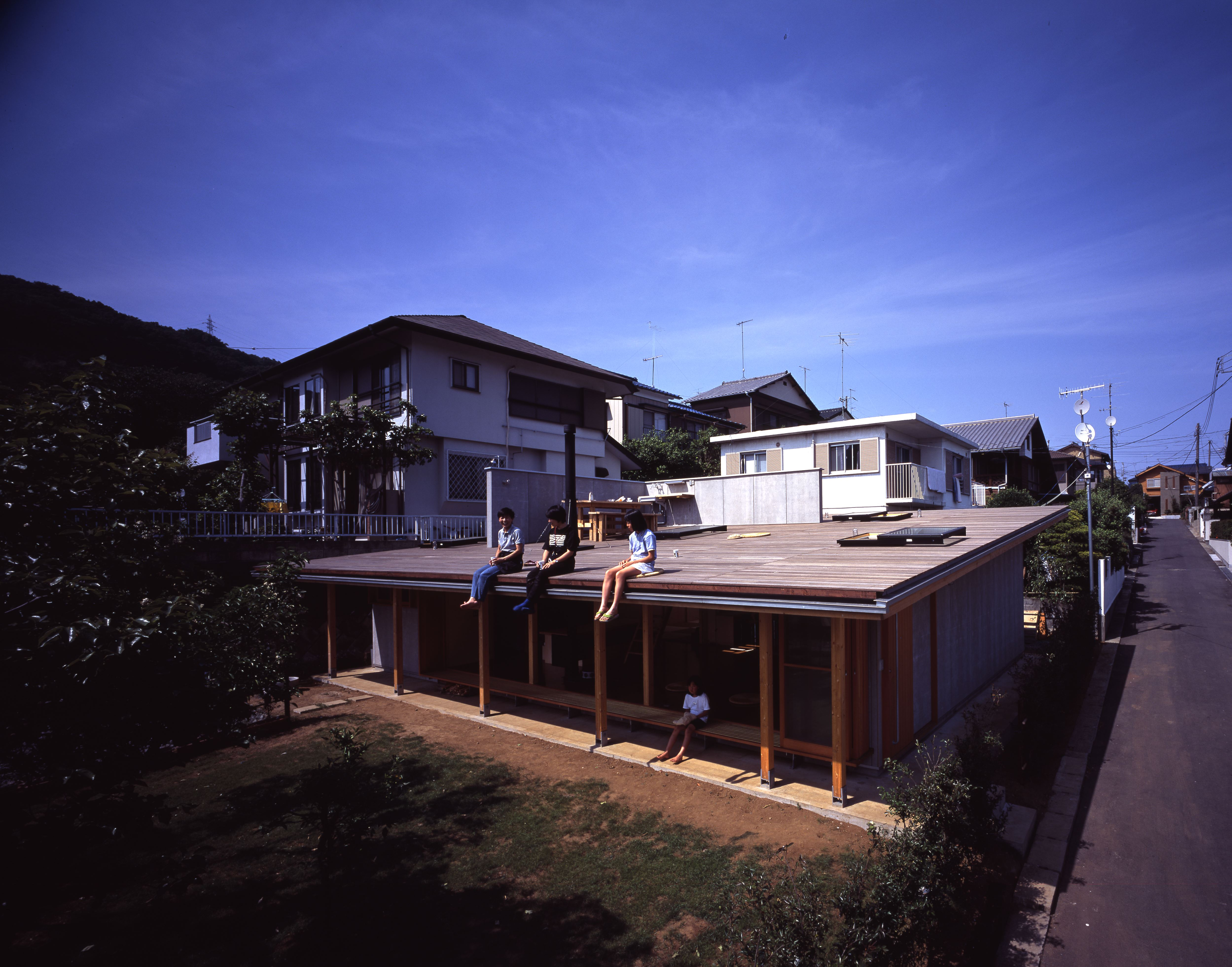 Japanese Home Architecture japan's compact, eccentric homes: a cultural history - curbed