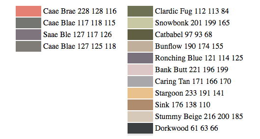 these ai-invented paint color names are so bad they're good - curbed