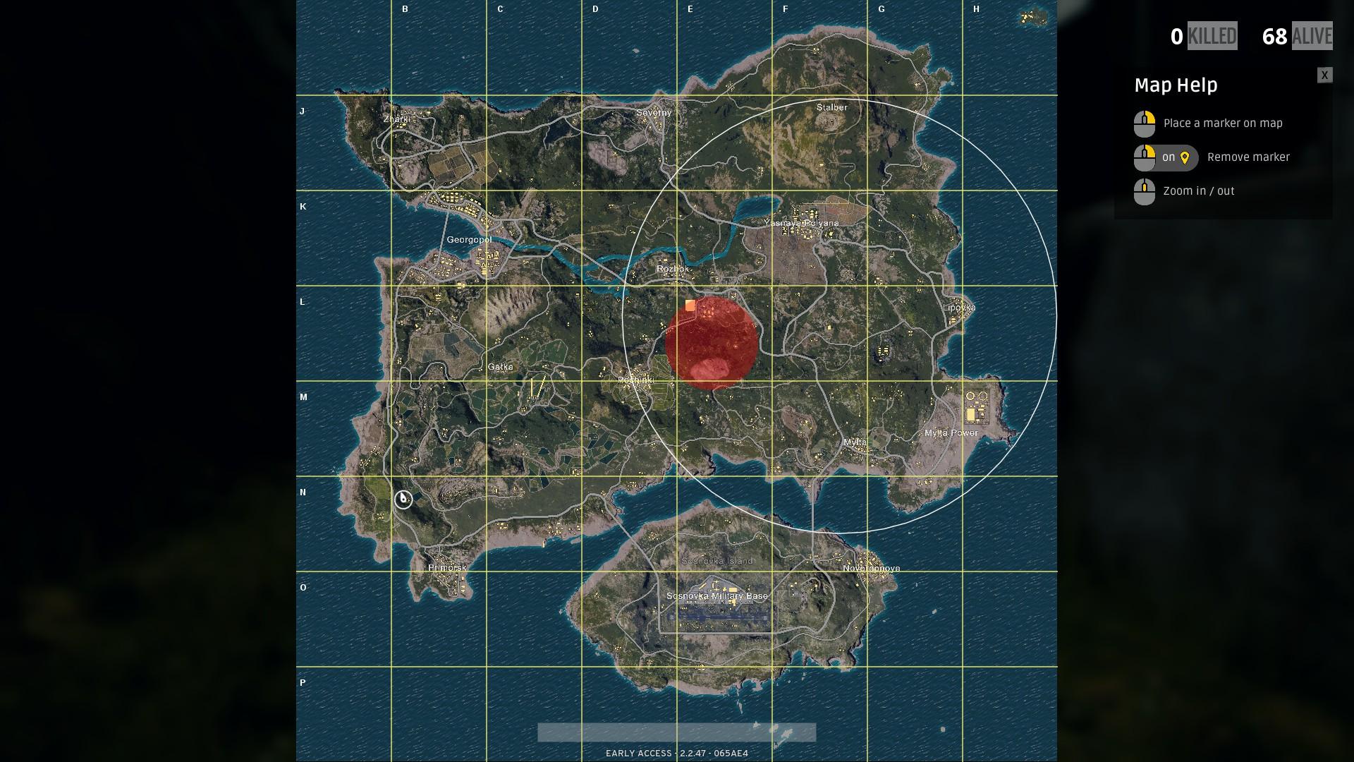 Playerunknown S Battlegrounds Map Guide Find The Best: Understanding Playerunknown's Battlegrounds