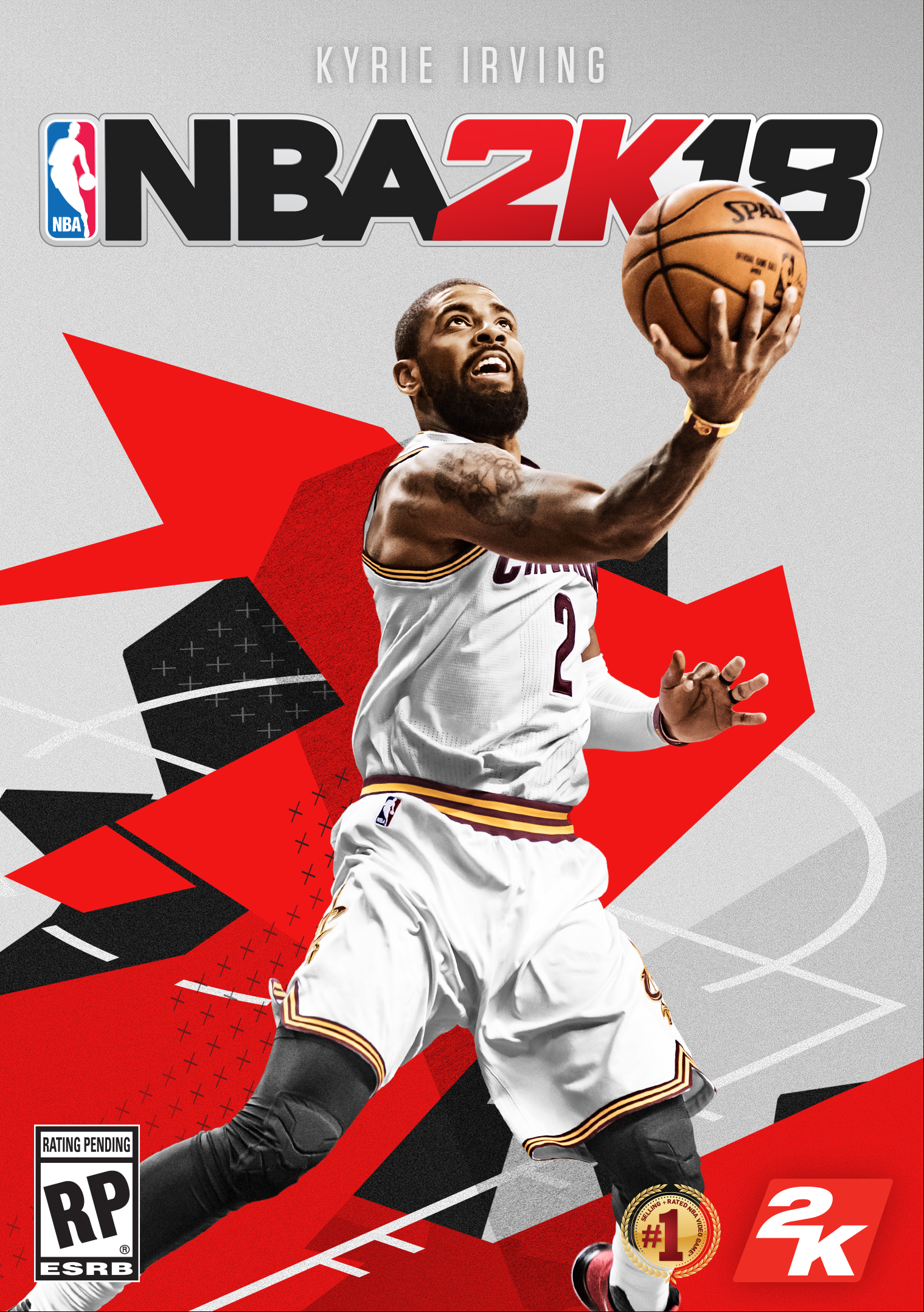 NBA 2K18 taps Cleveland's Kyrie Irving for cover fame - Polygon