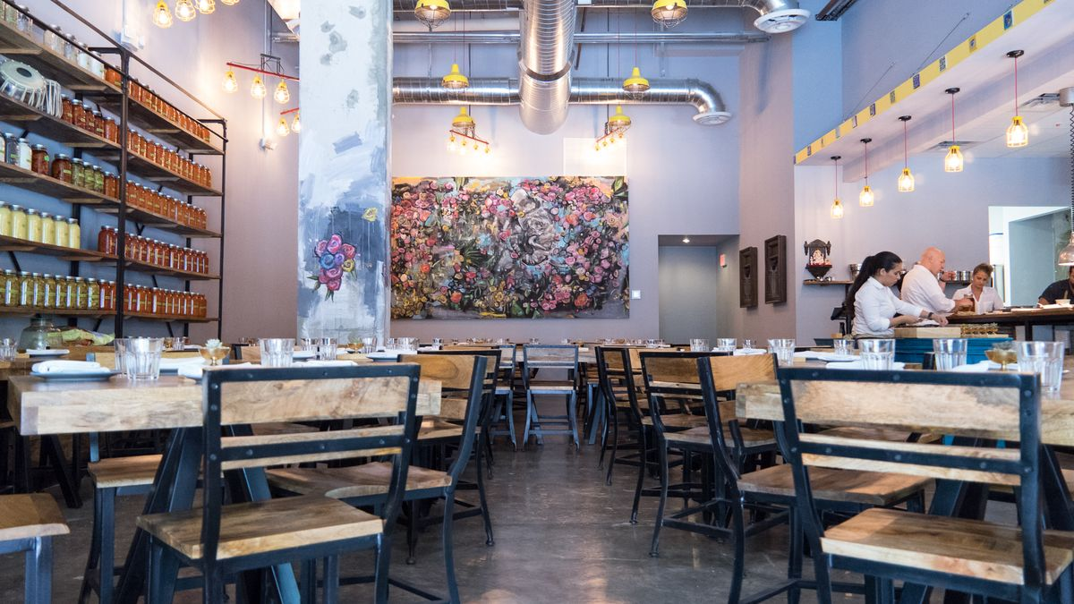 The hottest restaurants in miami right now june 2017 for Indian kitchen coral springs