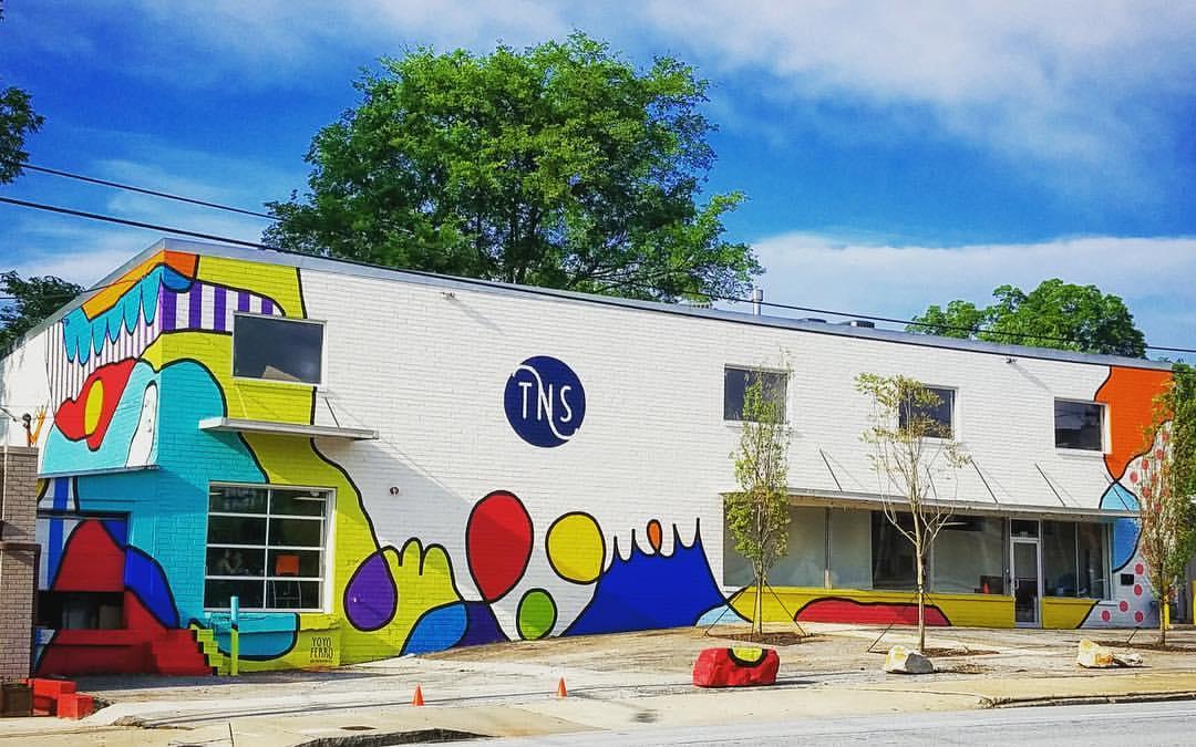 Atlanta artists fight for the right to paint murals for Atlanta mural artist