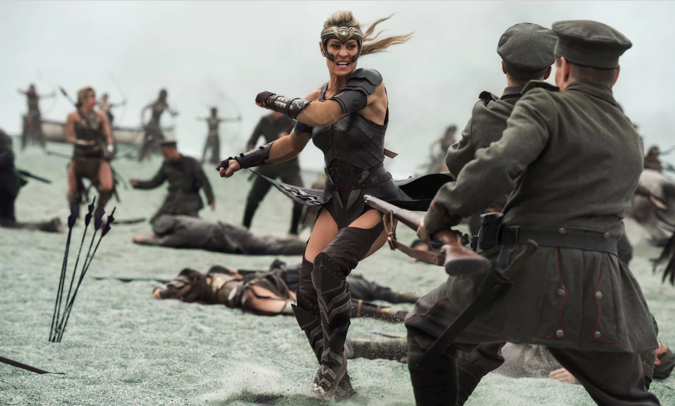 Image result for antiope wonder woman