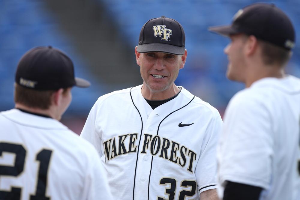 Wake beats WVU 12-8, advances to NCAA super regionals