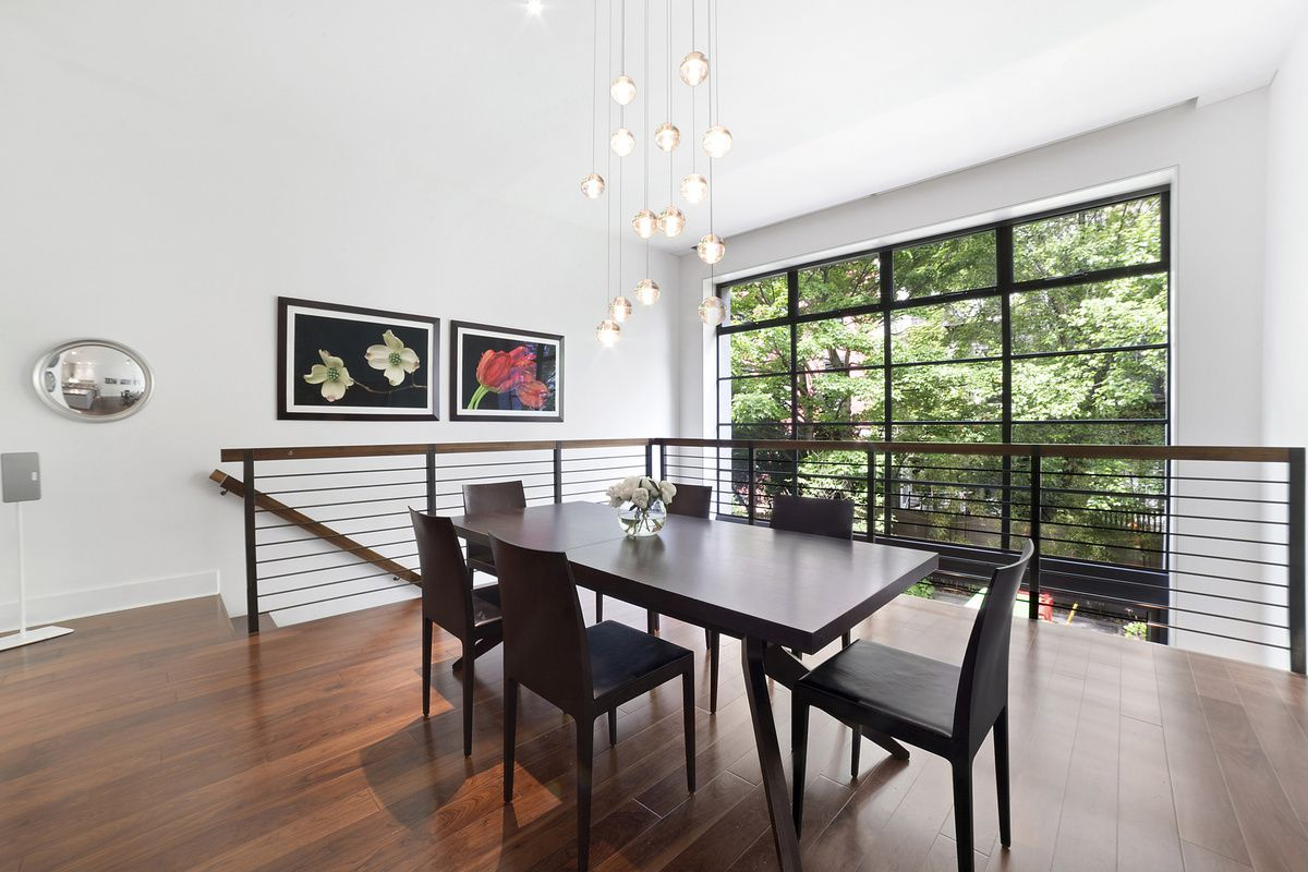 116-year-old Brooklyn Heights home with modern revamp wants $23K ...
