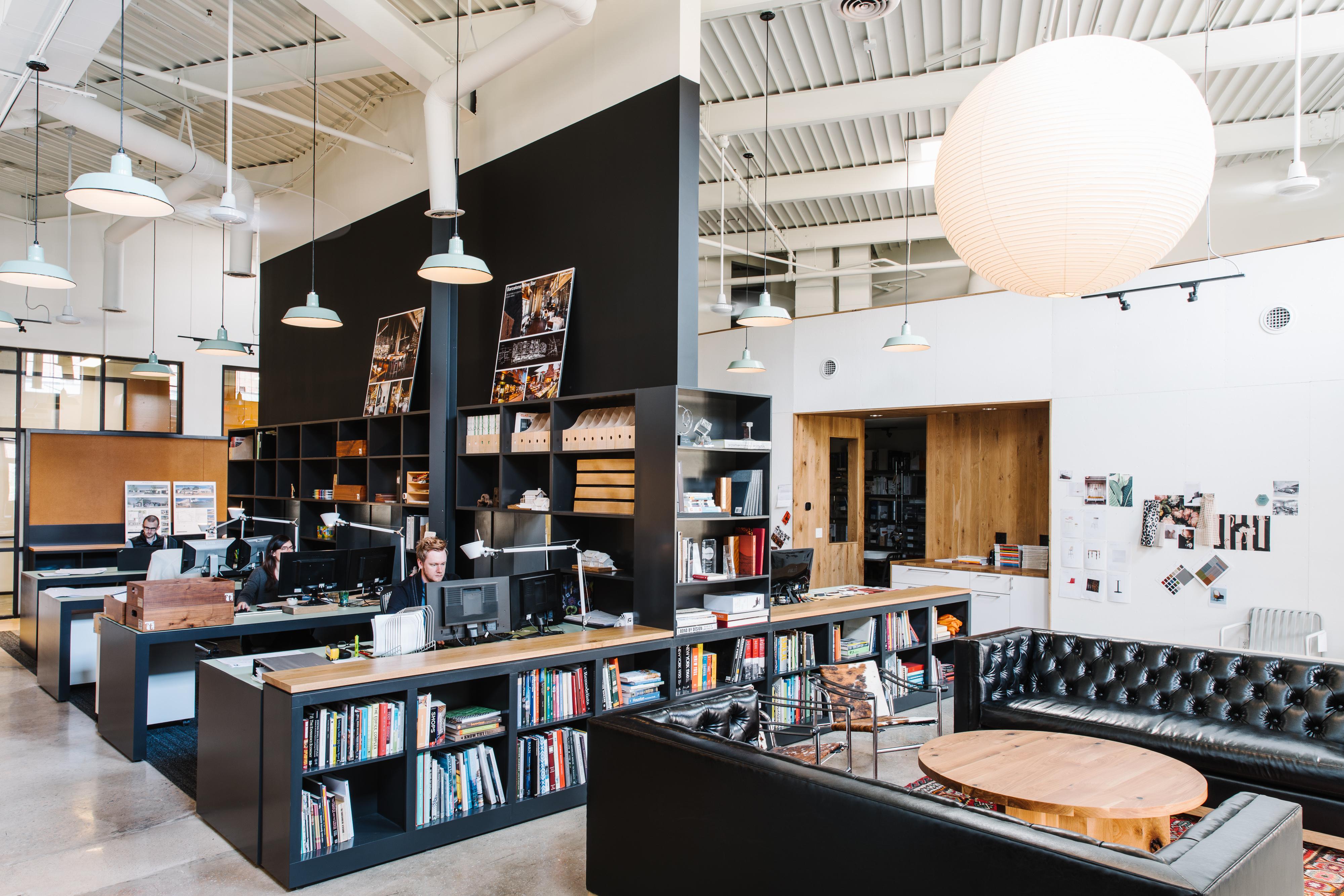 Architecture Office atlanta's square feet studio overhauls beltline-adjacent