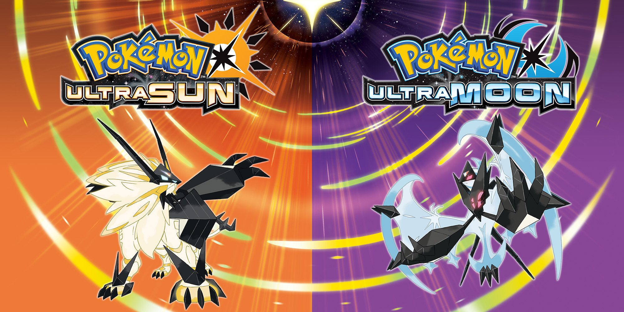 Pok 233 Mon Ultra Sun And Ultra Moon Are Coming To Nintendo