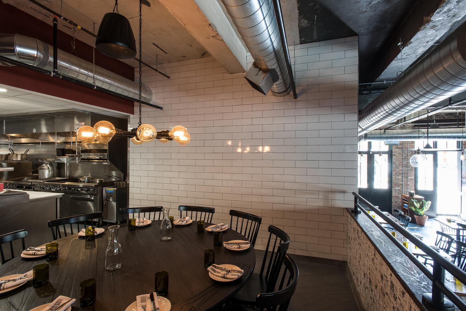Inside split rail a nostalgic love letter to american for American cuisine chicago