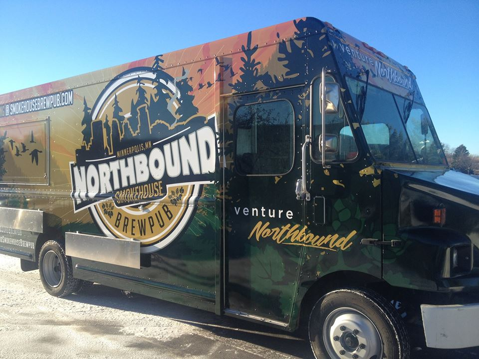 Northbound Smokehouse Food Truck Menu