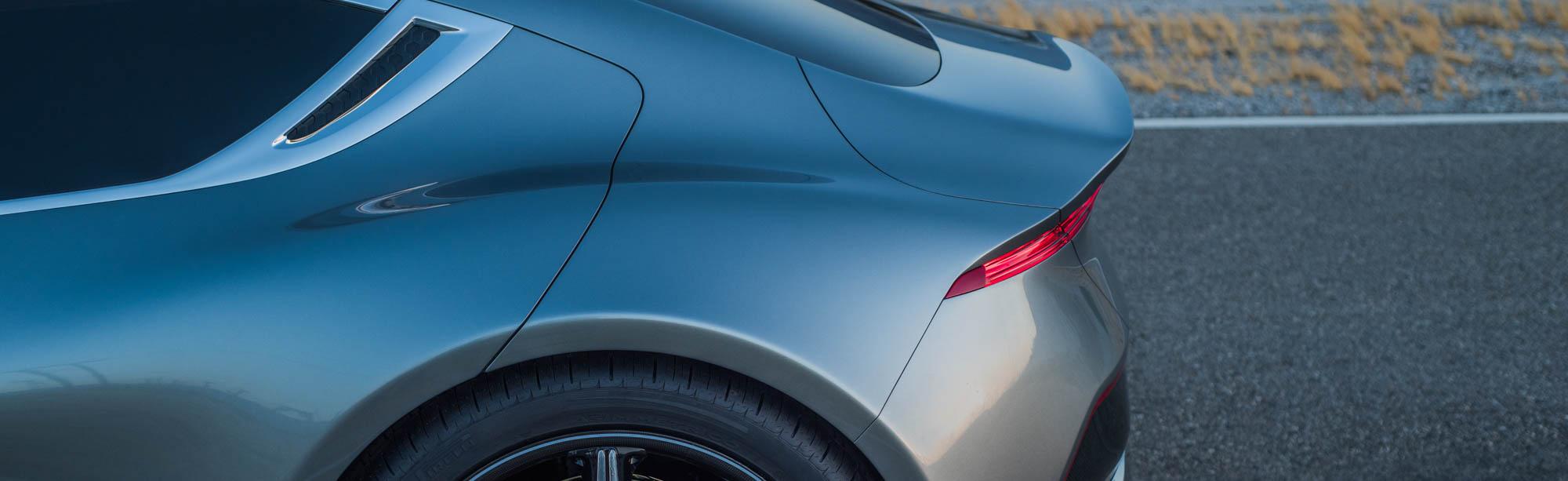 Here S A Sneak Peek Of Fisker S All New Ultra Luxury Electric Car