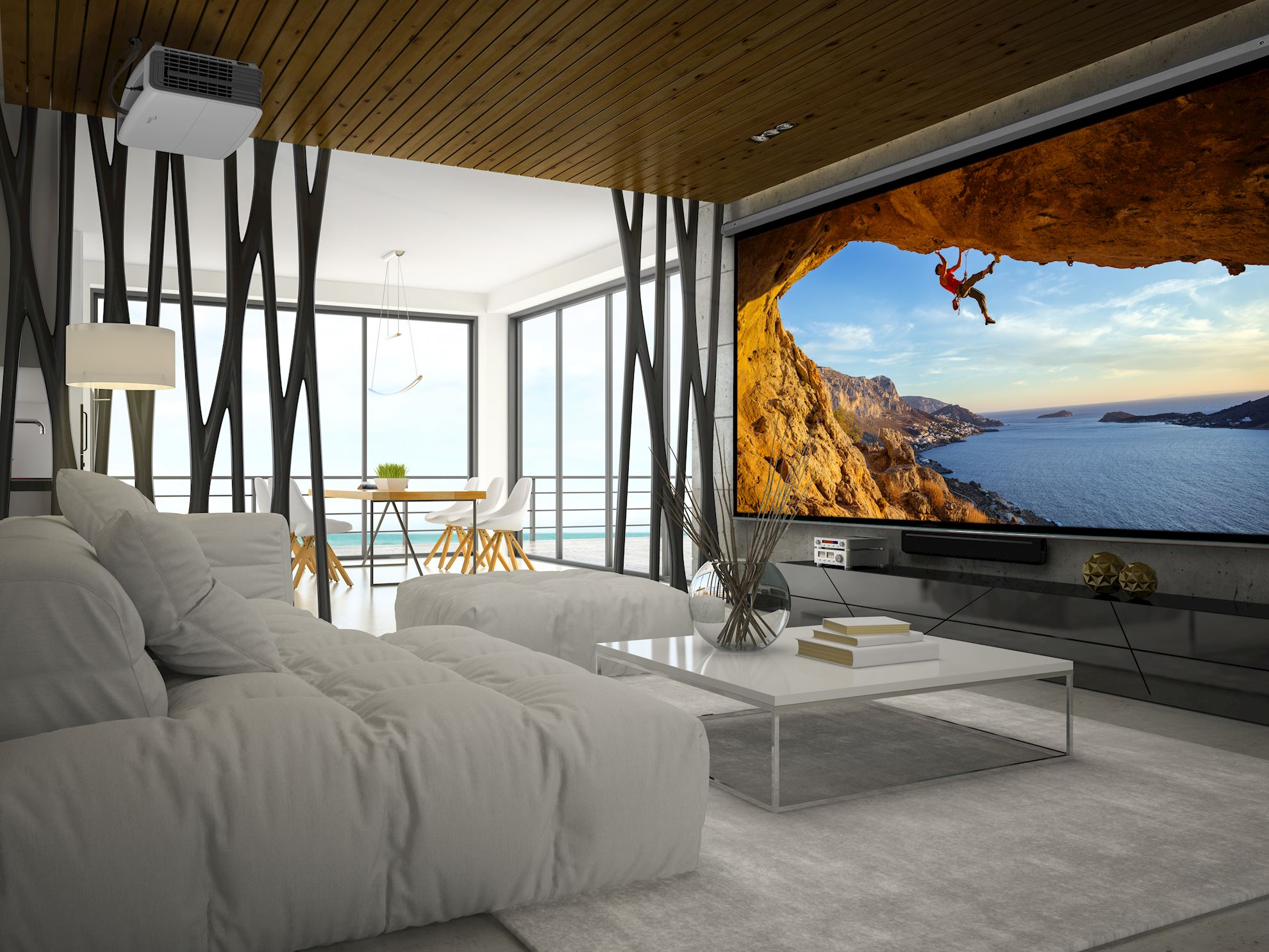 optoma 39 s new 2 000 projector is actually a pretty good. Black Bedroom Furniture Sets. Home Design Ideas